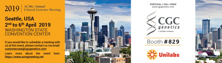 ACMG Annual Clinical Genetics Meeting, Seattle | USA